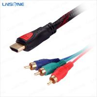 Wholesale  to 3RCA cable With Ethernet 3D support from china suppliers
