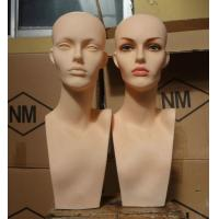 Wholesale Supply of unbreakable mannequin head, training head, wig accessories from china suppliers