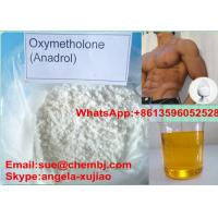 Wholesale High Purity Raw Steroid Powders Hormone Oxymetholone Anadrol CAS 434-07-1 from china suppliers