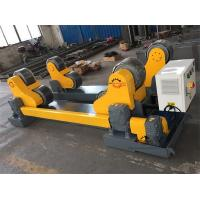 Wholesale Self Aligned Welding Rotator Roller Bed Designed for Extreme Large Diameter from china suppliers