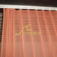 Wholesale Gold chain curtain, Metal coil drapery for interior decoration from china suppliers