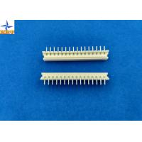Wholesale 2.50mm Pitch Wire to Board Header Right Angle Shrouded Wafer connector with Friction Lock from china suppliers