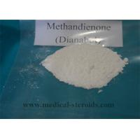Wholesale Natural Androgenic Anabolic Steroids Oral Metandienone / Dianabol for Muscle Growth CAS 72-63-9 from china suppliers