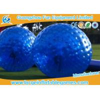 Wholesale Full Color Inflatable Zorb Ball Water - Proof Logo Printing For Bowling from china suppliers