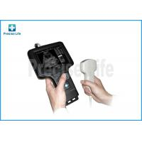 Wholesale Waterproof Medical Ultrasound Machine , Vet Handheld ultrasound scanner from china suppliers