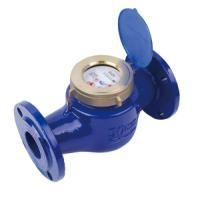 Wholesale Blue Commercial / Residential Water Meter 1.0Mpa To 1.6Mpa Water Pressure from china suppliers