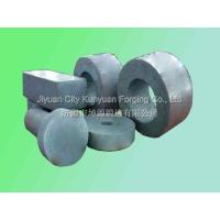 Buy cheap Steam Turbine Carbon Steel Forging Roll Forging Used In Heavy Machinery Max Weight 20 Tons Dia 300 - 1300 mm from wholesalers