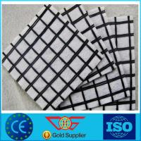 Wholesale High Tensile Anti - Tearing Fiberglass Composite Geotextile Width 1 - 5.8m from china suppliers