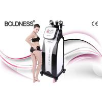 Wholesale 3 in 1 Face / Body Cavitation RF Slimming Machine With 7 Inch Touch Screen , 40KHz from china suppliers
