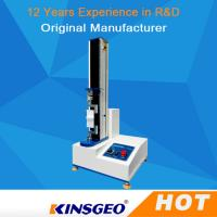Quality 1000mm Single Column 5KN Universal Testing Machines With Computer Control for sale