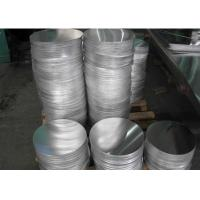 Wholesale 1100 Grade Cookware Aluminum Circles , Utensils Recycling Aluminium Circle Plate from china suppliers
