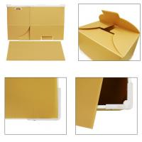 Wholesale Folding / Collapsible PP Plastic Corrugated Boxes For Moving / Packing / Storage from china suppliers