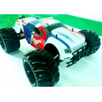 Quality 80A ESC 2.4 GHZ 4WD Electric RC Car Brushed / Four Wheel Drive RC Cars for sale