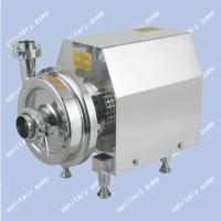 Wholesale BAW stainless steel sanitary pump, Food pump, milk pump,drinks pump,centrifugal pump from china suppliers