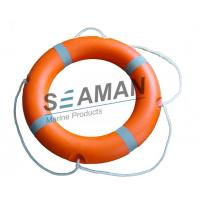 Wholesale 2.5kgs HDPE SOLAS Life Saving Ring CCS/MED for Marine Lifesaving Ring with rope from china suppliers