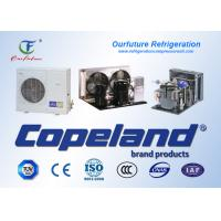 Wholesale 15 - 90 HP Scroll Parallel Cold Room Compressor Unit Copeland Hermetic from china suppliers