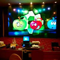 Wholesale P5 Indoor High Refresh Rate High Pixels Resolution Indoor Full Color LED Video Display Walls from china suppliers