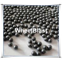 Buy cheap China Sand blasting abrasive steel grit G25 from wholesalers