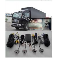 Wholesale OEM 360 ° Around  View  Lorry Cameras System monitor  With 4 channel HD DVR, Univeral Model, 4-way DVR from china suppliers