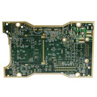 Wholesale Single Panel Green Color TG170 Multilayer PCB Board ENIG Surface Treatment from china suppliers