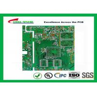 Wholesale PCB Fabrication 6L OSP Electronic PWB with Impedance Control 1.6mm from china suppliers