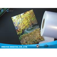 Wholesale High Glossy Metallic Inkjet Media Supplies 260gsm Resin Coated Inkjet Photo Paper from china suppliers