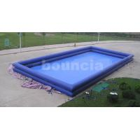 Wholesale 12mL*8mW*1.3mH Giant Inflatable Water Pool / Inflatabel Ball Pool from china suppliers