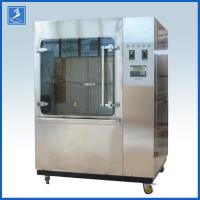 Quality Coating Textile Waterproof Machine Stainless Rain Testing Equipment For Auto Parts for sale