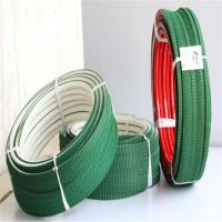 Wholesale 90A Profile A -13 B -17 C -22 Super Grip Belt Red Urethane V Belts 30 Meter / Roll from china suppliers