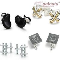 Buy cheap Wholesale Tiffany 925 Sterling Silver Jewelry-Cuff Links-Imitation Jewelry from wholesalers