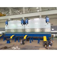 Wholesale Double linkage cnc hydraulic plate bending machine for light pole production line from china suppliers