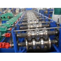 Wholesale 17 Stations Highway Guardrail Roll Forming Equipment 3T 1.0 - 4.0mm Thickness from china suppliers