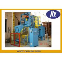 Buy cheap Automatic Feed Discharge Shot Peening Equipment Sandblasting Machinery For Surface Cleaning from wholesalers