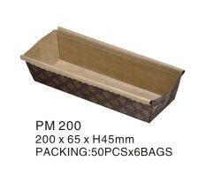Kraft paper baking mould Manufactory
