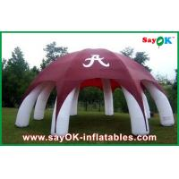 Wholesale Custom Camouflage Inflatable Air Tent Large Arm Inflatable Camping Tent from china suppliers