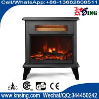 Wholesale SF-1323 Freestanding Electric Fireplace Flame Heater chimenea electrica log Stoves infrared quartz tube electric heater from china suppliers