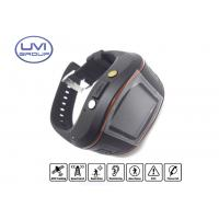 Wholesale UVI Personal GPS Wrist Watch Tracker With SOS For Kid / Elder from china suppliers