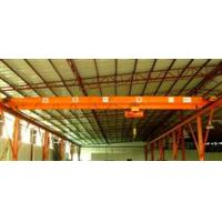 Wholesale Motor-driven single beam crane for metallury from china suppliers
