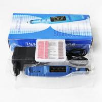 Wholesale Light Weight AC 100 - 240V  Electric Nail Drill 3.2mm 50 / 60HZ For Sharpening, Sanding from china suppliers