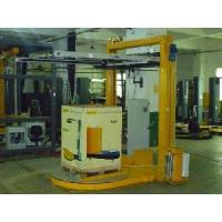 Buy cheap Auto Pallet Wrapping & Top Sheet Dispensing Machine Remote Controlled (XY207CR) from wholesalers