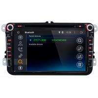 Wholesale Ouchuangbo Pure Android 4.4 DVD Radio Stereo Bluetooth USB for Volkswagen Golf MK5 /Caddy from china suppliers