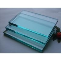 Wholesale Toughened Laminated Flat Float Clear Mirror Glass , 2mm - 19mm Auto Windshield Glass from china suppliers