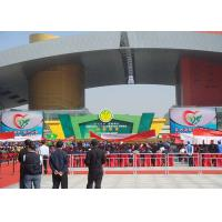 Wholesale P6.25 Full Color Outdoor Rental LED Display For Large Shows SMD2727 IP65/IP54 from china suppliers