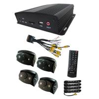 Wholesale High Resolution School Bus Camera Systems Video Recording With IR from china suppliers