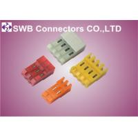 Wholesale Wire To Board Idc Female Connector , 3.96mm Pitch Crimp Style Connector 9 Pin from china suppliers