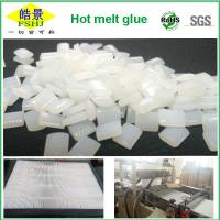 Wholesale EVA White Granule Hot Melt Adhesive Hot Melt Pellets For Air Filter 5 - 8s Open Time from china suppliers