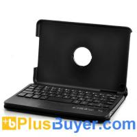 Wholesale Detachable Bluetooth Keyboard Case with 360 Degree Rotating - For iPad mini from china suppliers