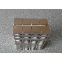 Wholesale N52 Strongest Rectangular NdFeB Magnets Supplier from china suppliers