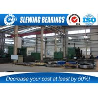 Wholesale High Precision Kaydon Slewing Bearing 42CrMo Material For Tower Cranes from china suppliers