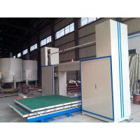 Wholesale Horizontal CNC Foam Cutter Machine With Oscillating Blade For Special Shape Foam from china suppliers